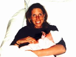 Laila en ik (na bevalling)