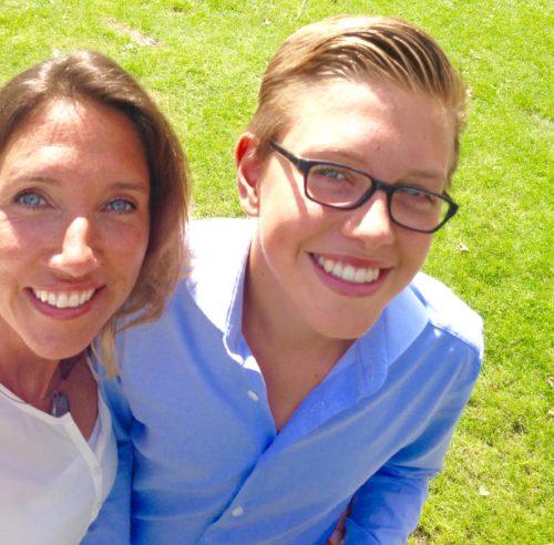 Lars en ik