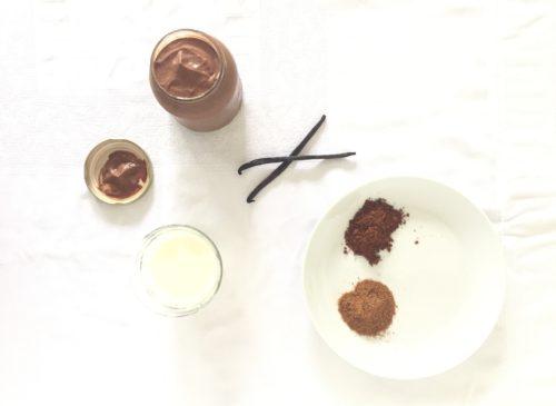 gezonde chocoladepasta