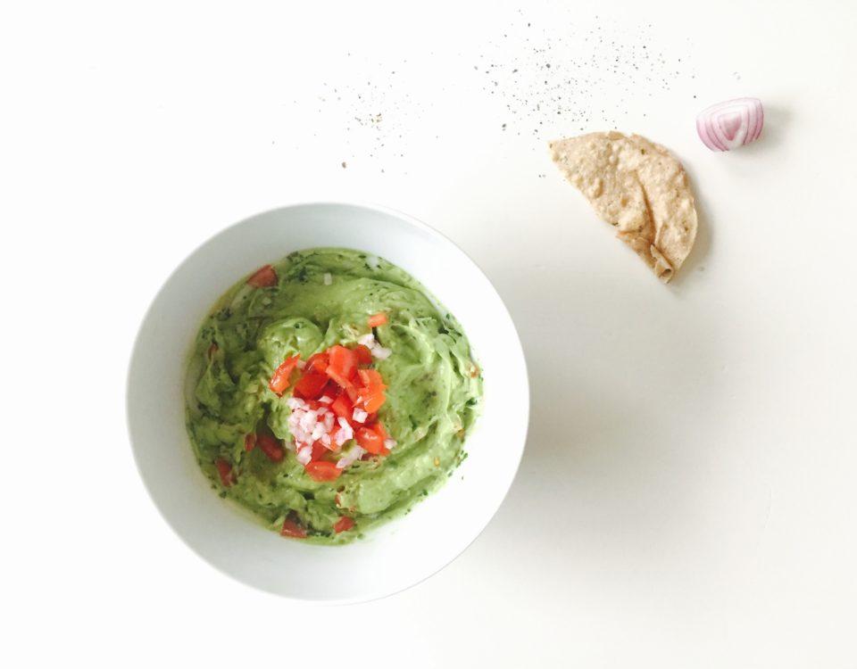 guacamole, avocado dip