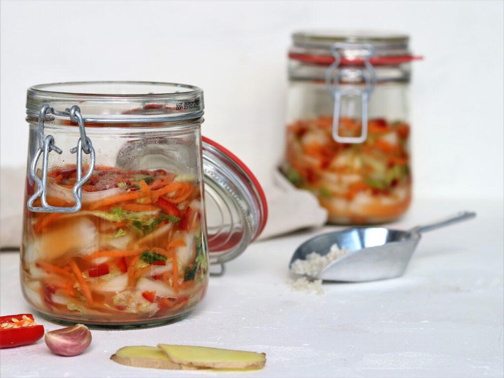 kimchi voor Velt