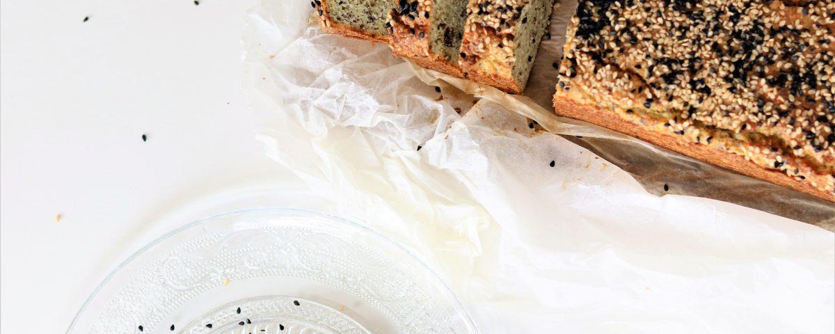 Luchtig bloemkoolbrood (glutenvrij & koolhydraatarm)