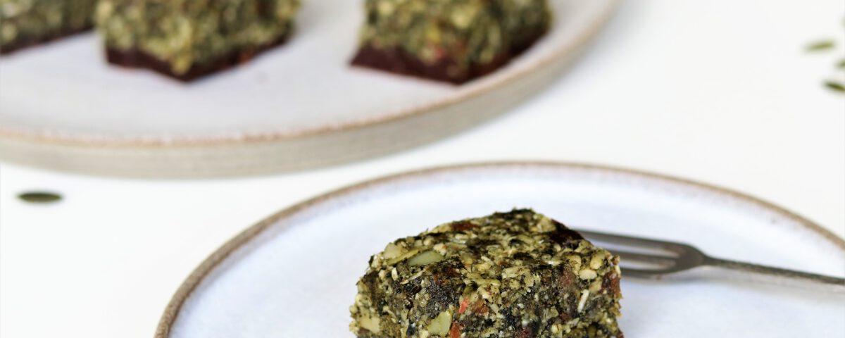 pompoenpitten-dadel bonbons