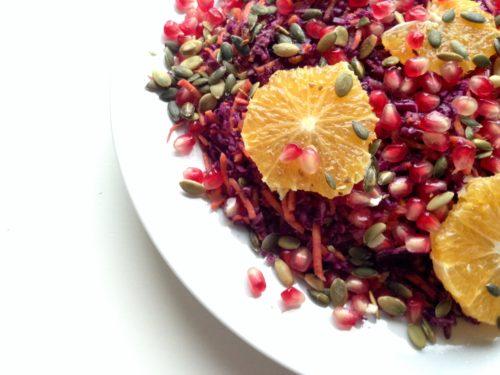 rodekool-salade-kwart