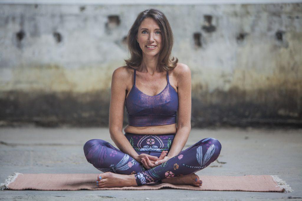 interview Yoga magazine